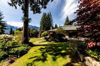 Photo 1: 40440 THUNDERBIRD Ridge in Squamish: Garibaldi Highlands House for sale : MLS®# R2369227