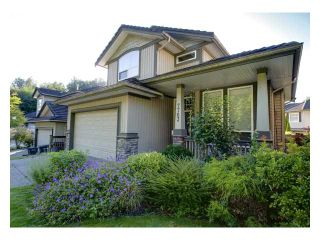 """Photo 1: 7763 MCCARTHY Court in Burnaby: Burnaby Lake House for sale in """"DEERBROOK ESTATES"""" (Burnaby South)  : MLS®# V907808"""