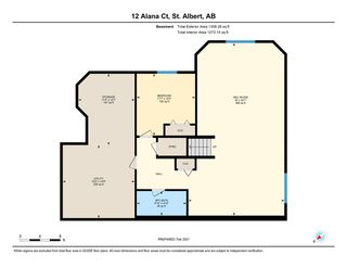Photo 48: 12 Alana Court: St. Albert House Half Duplex for sale : MLS®# E4227590