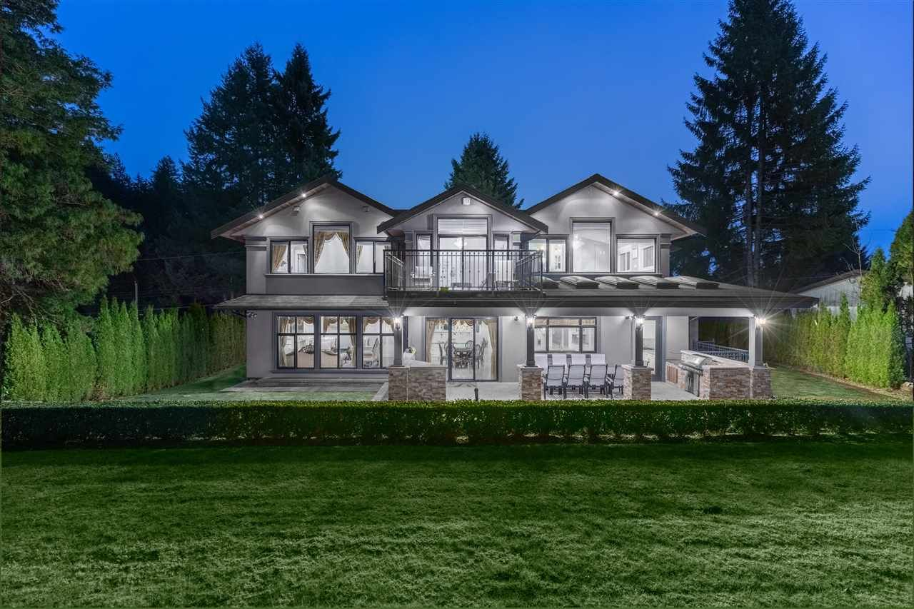 Main Photo: 65 GLENGARRY Crescent in West Vancouver: Glenmore House for sale : MLS®# R2545892