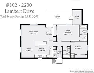 Photo 9: 102 2200 Lambert Dr in COURTENAY: CV Courtenay City House for sale (Comox Valley)  : MLS®# 830910