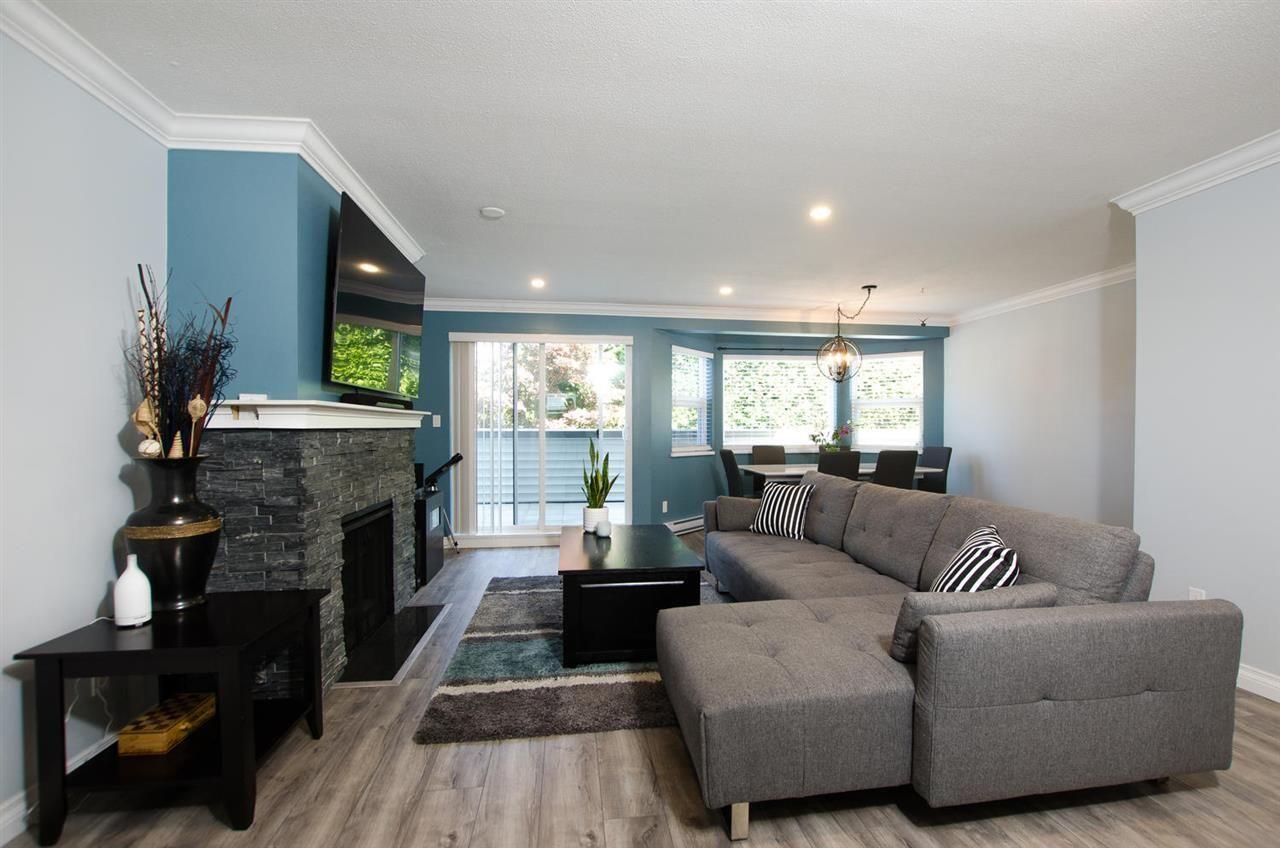 "Main Photo: 219 4889 53 Street in Delta: Hawthorne Condo for sale in ""GREEN GABLES"" (Ladner)  : MLS®# R2382321"