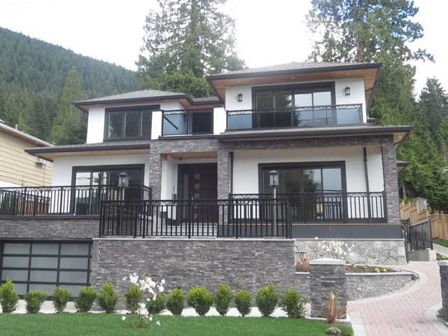 Main Photo: 4918 RANGER AV in North Vancouver: Canyon Heights NV House for sale : MLS®# V1127961