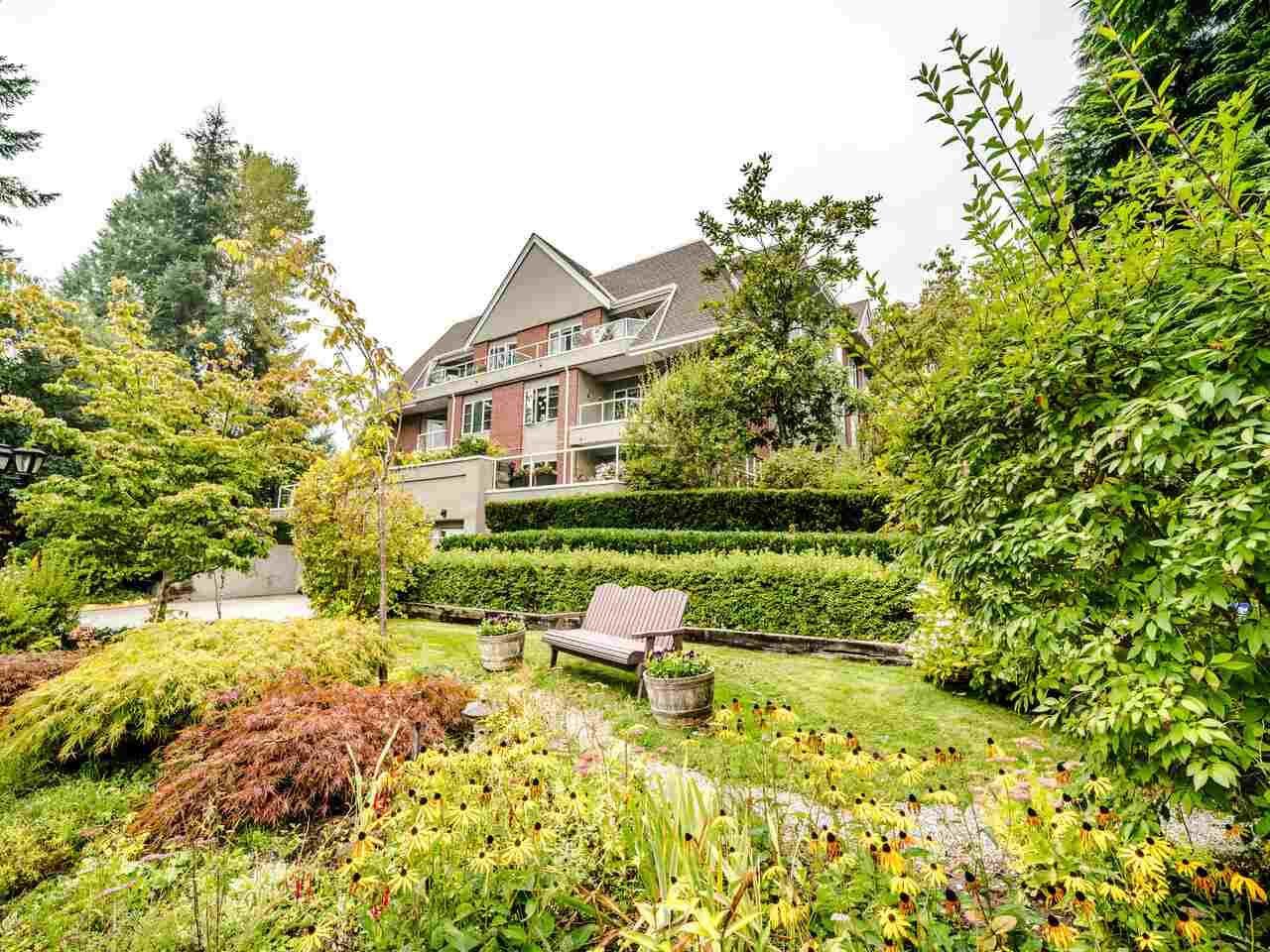 """Main Photo: 311 2020 CEDAR VILLAGE Crescent in North Vancouver: Westlynn Condo for sale in """"KIRKSTONE GARDENS"""" : MLS®# R2499573"""