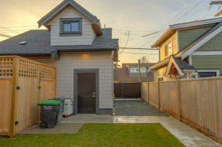 Photo 29: 4365 PRINCE ALBERT Street in Vancouver: Fraser VE House for sale (Vancouver East)  : MLS®# R2541119