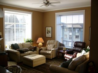 """Photo 2: 409 33338 Mayfair in Abbotsford: Condo for sale in """"The Sterling on Mayfair"""""""