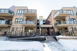 Photo 18: 414 10811 72 Avenue in Edmonton: Zone 15 Condo for sale : MLS®# E4227763