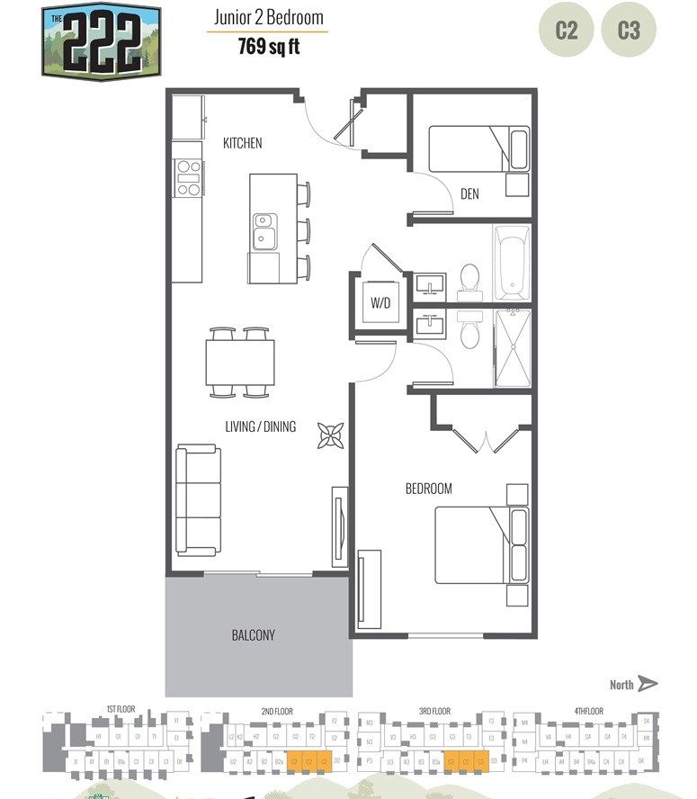 """Main Photo: 306 12320 222 Street in Maple Ridge: East Central Condo for sale in """"The 222 Phase 2"""" : MLS®# R2456729"""