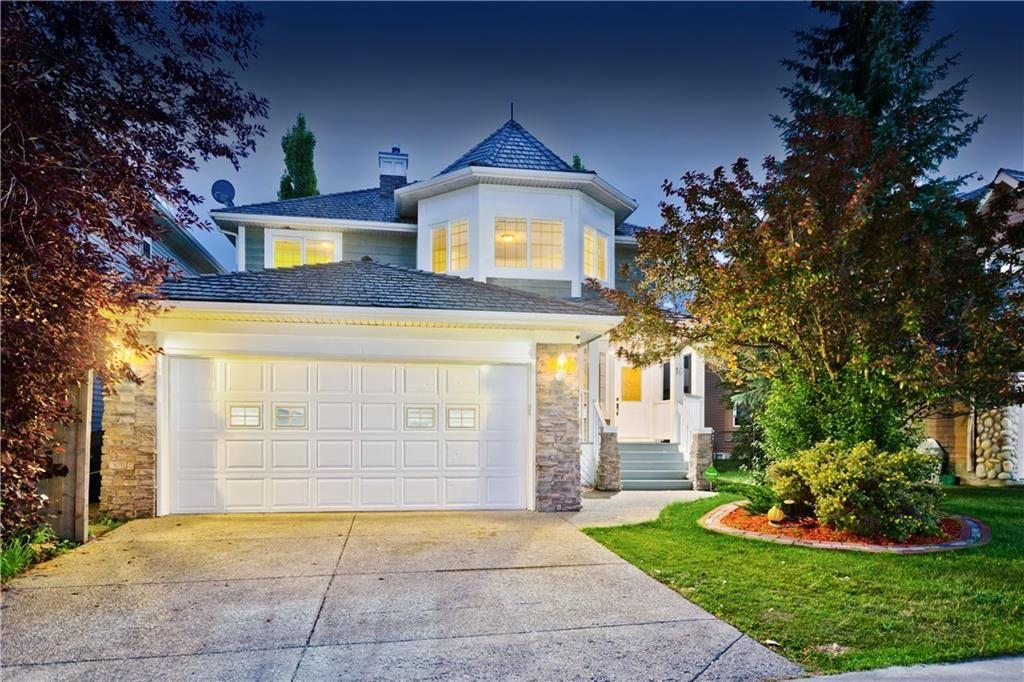 Main Photo: HIDDEN CREEK DR NW in Calgary: Hidden Valley House for sale