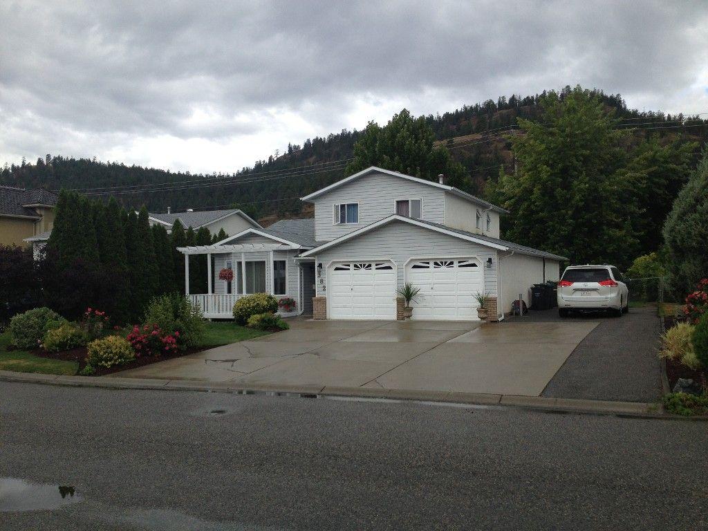 Main Photo: 382 Whitman Road in Kelowna: North Glenmore House for sale (Central Okanagan)  : MLS®# 10070502