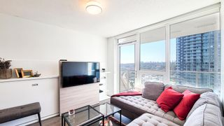 """Photo 3: 2303 988 QUAYSIDE Drive in New Westminster: Quay Condo for sale in """"RIVERSKY2"""" : MLS®# R2601424"""