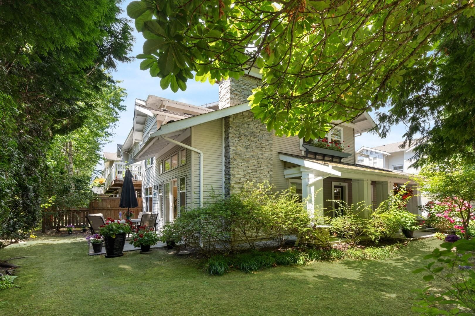 Main Photo: 32 7533 HEATHER Street in Richmond: McLennan North Townhouse for sale : MLS®# R2618026