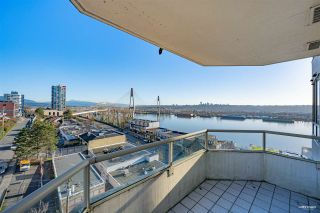 """Photo 25: 700 328 CLARKSON Street in New Westminster: Downtown NW Condo for sale in """"HIGHOURNE TOWER"""" : MLS®# R2544152"""