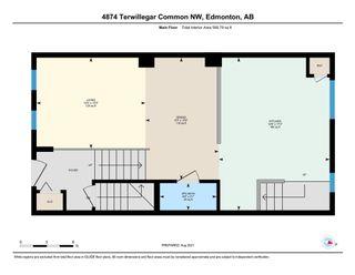Photo 33: 4874 TERWILLEGAR Common in Edmonton: Zone 14 Townhouse for sale : MLS®# E4257615