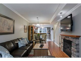 """Photo 9: 14 288 ST DAVIDS Avenue in North Vancouver: Lower Lonsdale Townhouse for sale in """"ST DAVIDS LANDING"""" : MLS®# V1055274"""