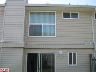 """Photo 8: 292 32550 MACLURE Road in Abbotsford: Abbotsford West Townhouse for sale in """"CLEARBROOK VILLAGE"""" : MLS®# F1113377"""