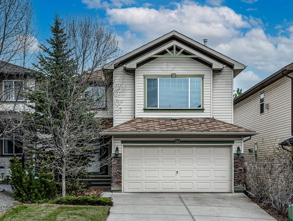 Main Photo: 20 Eversyde Gardens SW in Calgary: Evergreen Detached for sale : MLS®# A1109650