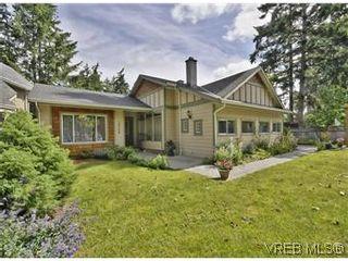 Photo 1: 3006 Glen Lake Rd in VICTORIA: La Glen Lake House for sale (Langford)  : MLS®# 577436