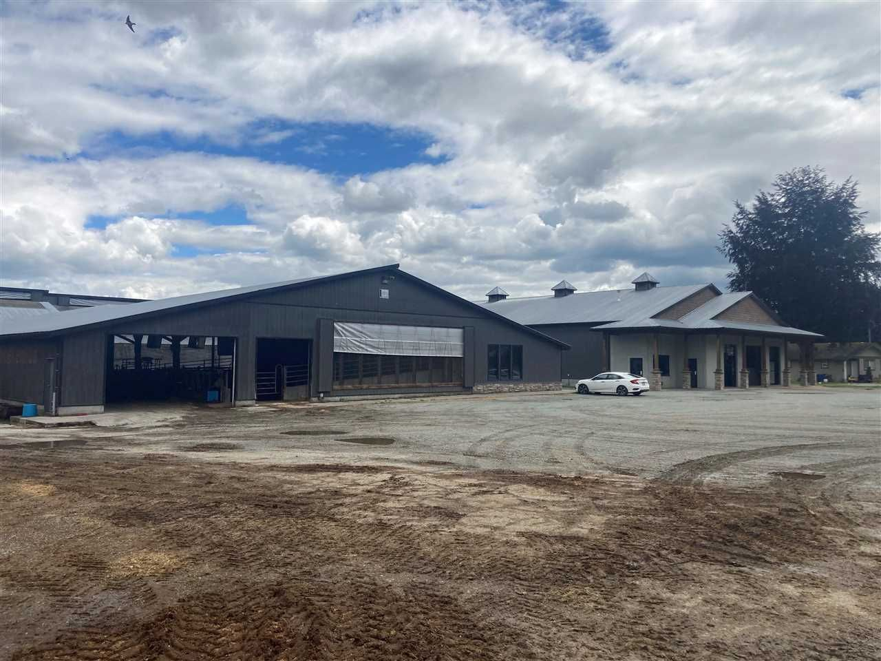 Main Photo: 27625 GRAY Avenue: Agri-Business for sale in Abbotsford: MLS®# C8038691