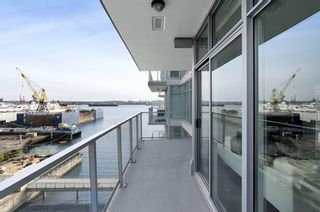 """Photo 2: 803 175 VICTORY SHIP Way in North Vancouver: Lower Lonsdale Condo for sale in """"Cascade West"""" : MLS®# R2565642"""