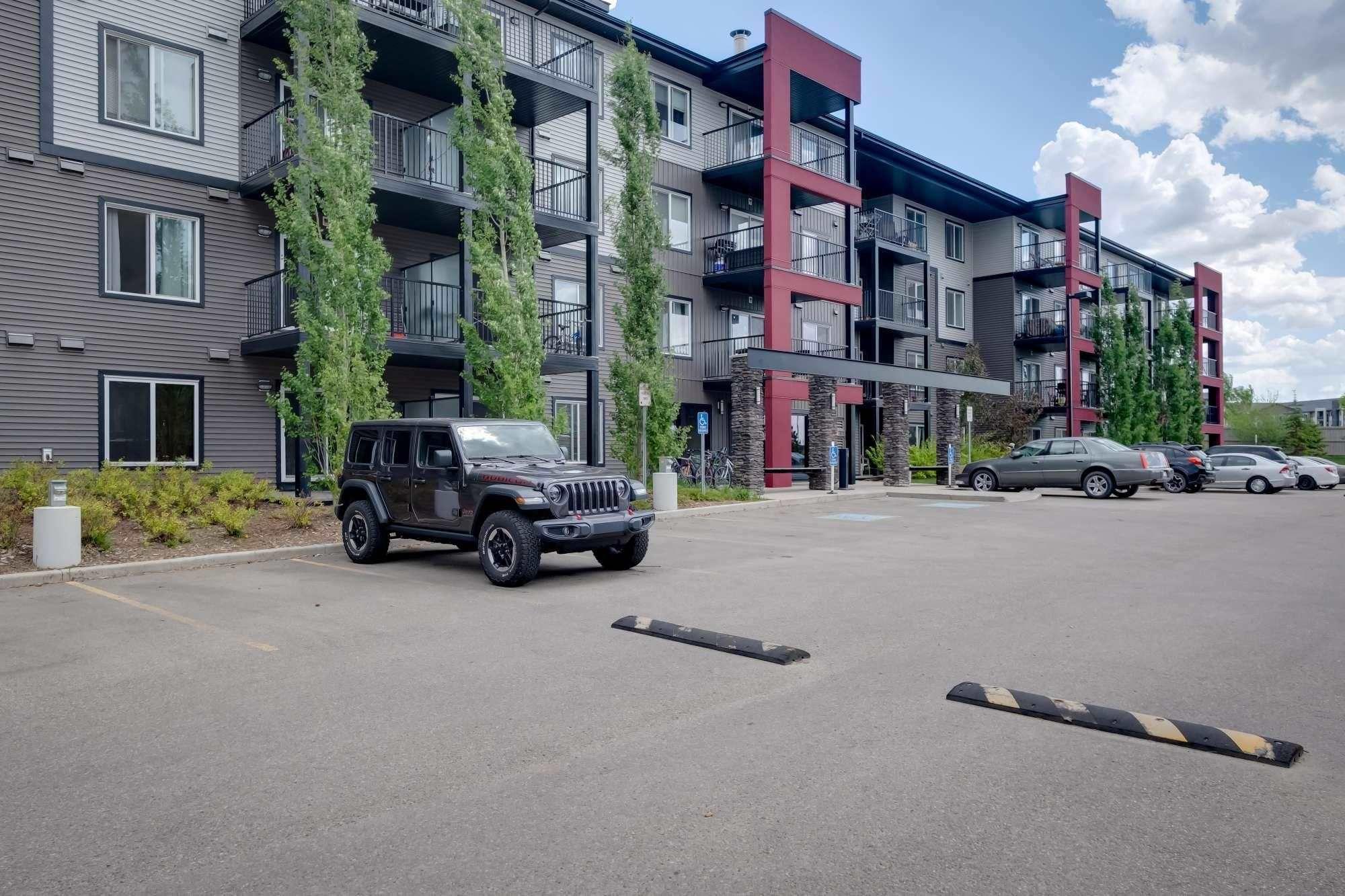 Main Photo: 131 5515 7 Avenue in Edmonton: Zone 53 Condo for sale : MLS®# E4249575