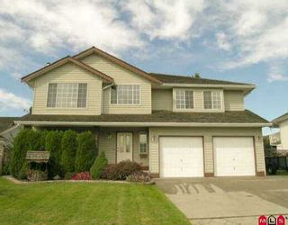 Photo 1: 10777 157TH ST in Surrey: Fraser Heights House for sale (North Surrey)  : MLS®# F2520833