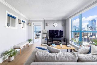 """Photo 6: 1604 1238 SEYMOUR Street in Vancouver: Downtown VW Condo for sale in """"The Space"""" (Vancouver West)  : MLS®# R2581460"""