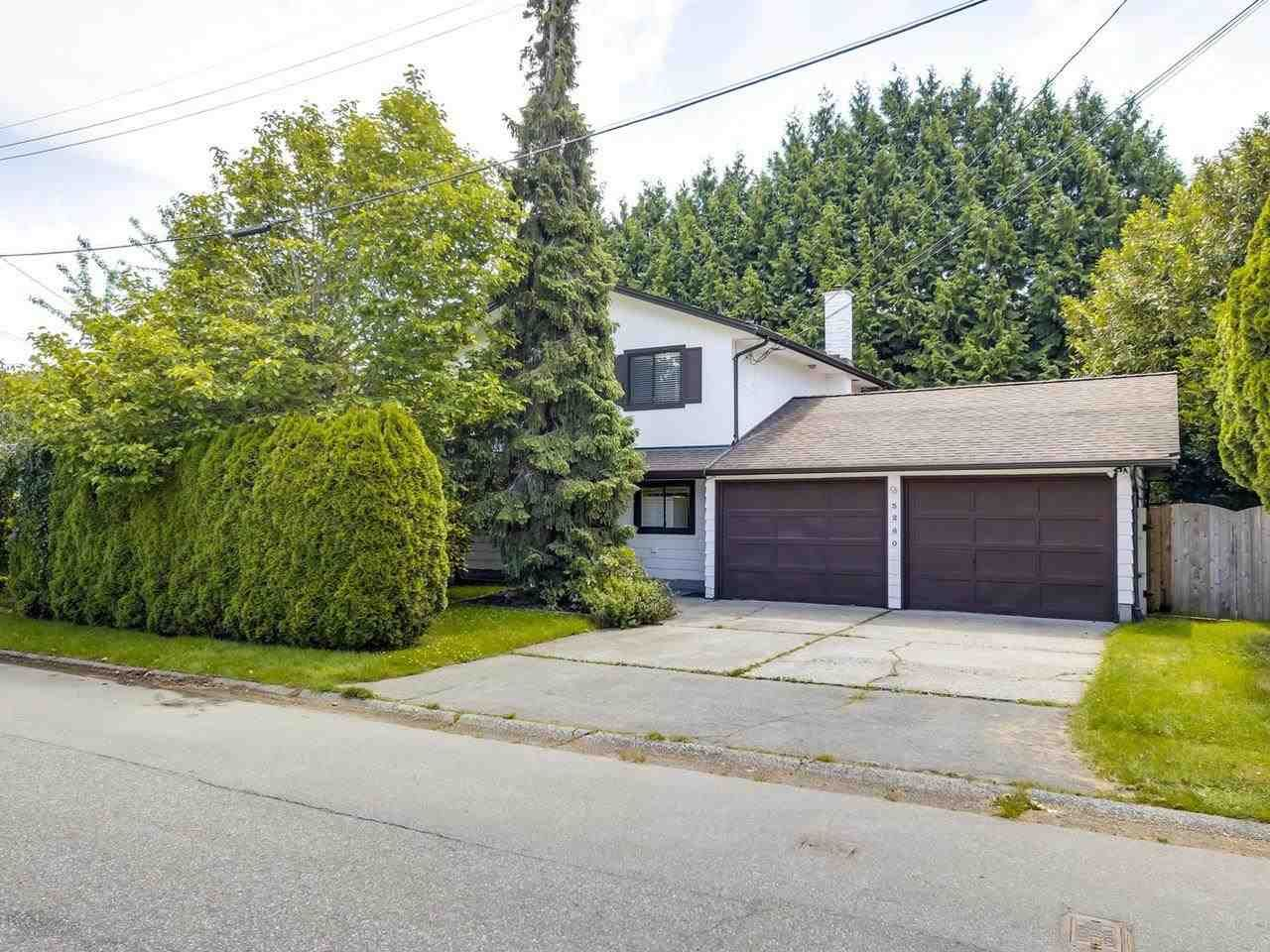 Main Photo: 5260 DIXON Place in Delta: Hawthorne House for sale (Ladner)  : MLS®# R2584966