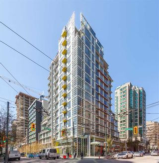 Photo 1: 403 1205 HOWE STREET in Vancouver: Downtown VW Condo for sale (Vancouver West)  : MLS®# R2448608