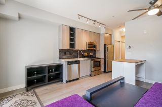 """Photo 10: 102 3090 GLADWIN Road in Abbotsford: Central Abbotsford Condo for sale in """"Hudsons Loft"""" : MLS®# R2609363"""