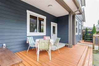"""Photo 18: 3499 SHEFFIELD Avenue in Coquitlam: Burke Mountain House for sale in """"Burke Mountain"""" : MLS®# R2416008"""