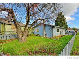 Photo 1: 1550 Pearl St in VICTORIA: Vi Hillside House for sale (Victoria)  : MLS®# 746344