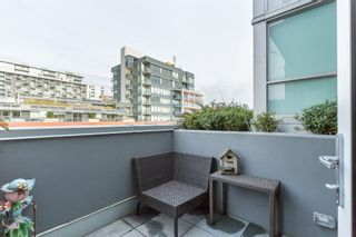"""Photo 15: 712 108 E 1ST Avenue in Vancouver: Mount Pleasant VE Townhouse for sale in """"Meccanica"""" (Vancouver East)  : MLS®# R2126481"""