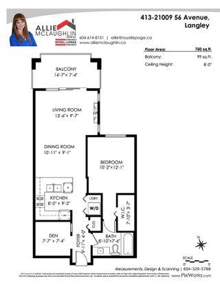 "Photo 20: 413 21009 56 Avenue in Langley: Salmon River Condo for sale in ""Cornerstone by Marcon"" : MLS®# R2443324"