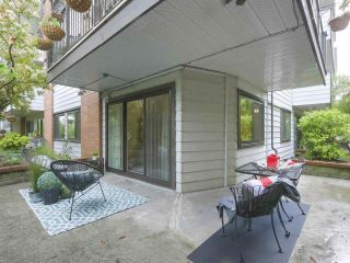 """Photo 15: 115 2033 TRIUMPH Street in Vancouver: Hastings Condo for sale in """"MACKENZIE HOUSE"""" (Vancouver East)  : MLS®# R2370575"""