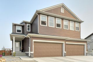 Main Photo: 43 Evansglen Court NW in Calgary: Evanston Semi Detached for sale : MLS®# A1134451