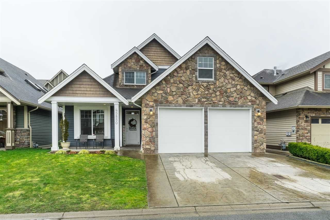 Main Photo: 45850 FOXGLOVE AVENUE in : Sardis East Vedder Rd House for sale : MLS®# R2443823