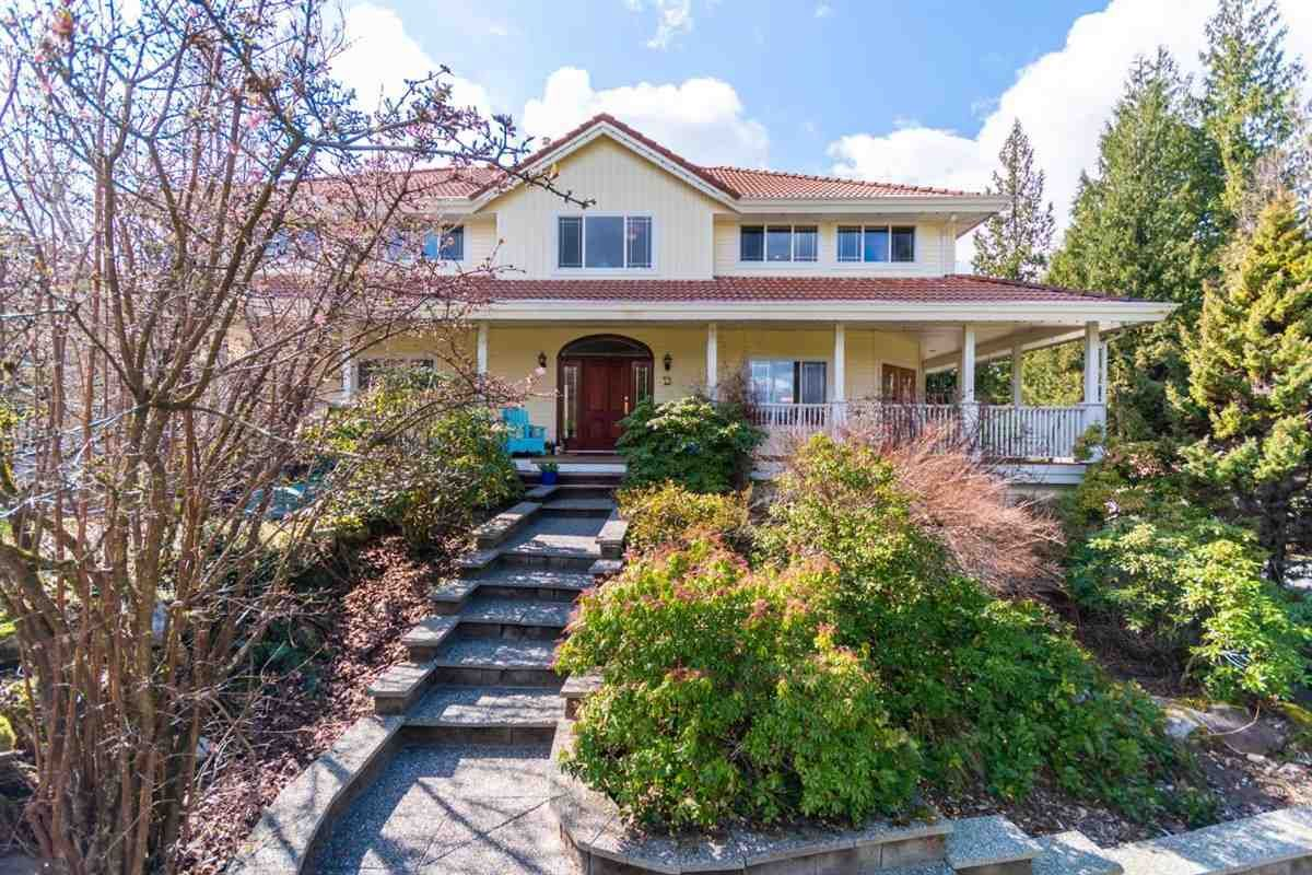 Main Photo: 12219 POWELL Street in Mission: Stave Falls House for sale : MLS®# R2556800