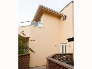 Photo 1: 1 249 E 4TH Street in North Vancouver: Lower Lonsdale Townhouse for sale : MLS®# V793214