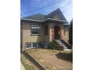 Photo 1: 172 W Burnside Rd in VICTORIA: SW Tillicum House for sale (Saanich West)  : MLS®# 732904