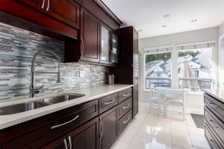 """Photo 13: 8469 PORTSIDE Court in Vancouver: South Marine Townhouse for sale in """"Riverside Terrace"""" (Vancouver East)  : MLS®# R2543365"""