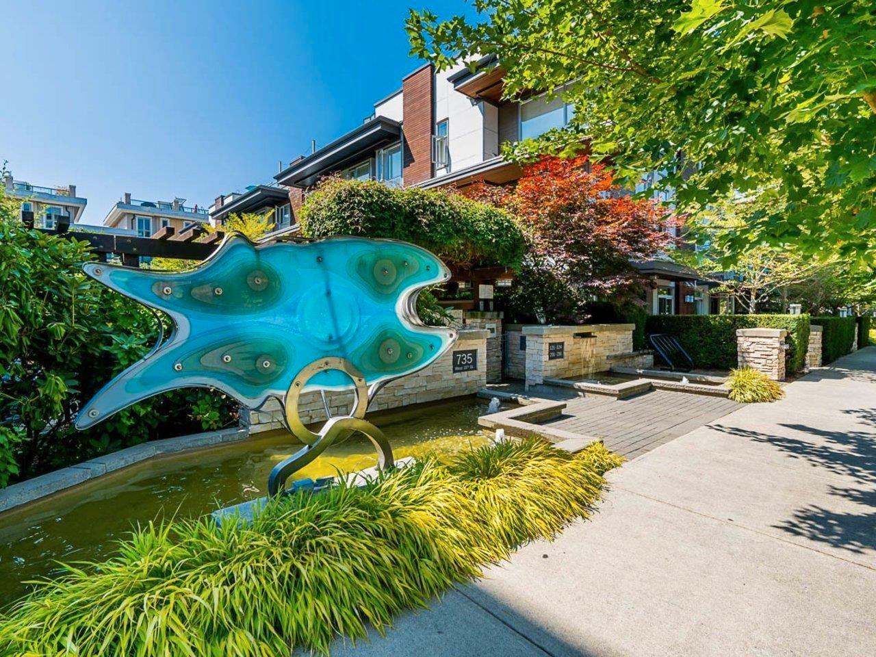 "Main Photo: 118 735 W 15TH Street in North Vancouver: Mosquito Creek Condo for sale in ""Seven35"" : MLS®# R2605592"