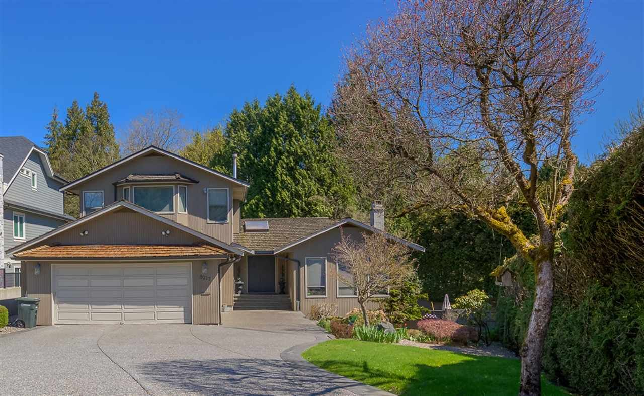 """Main Photo: 8217 WOODLAKE Court in Burnaby: Government Road House for sale in """"GOVERNMENT ROAD AREA"""" (Burnaby North)  : MLS®# R2159294"""