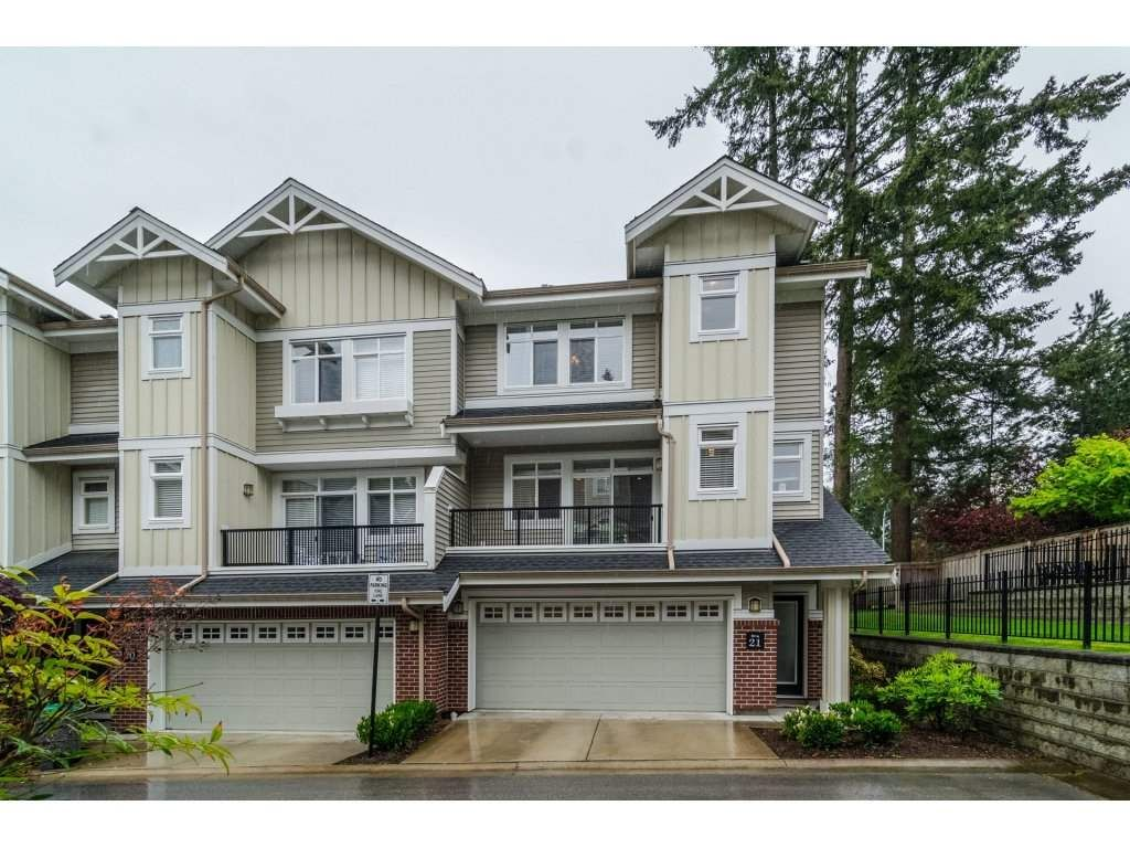 Main Photo: 21 2925 KING GEORGE Boulevard in Surrey: King George Corridor Townhouse for sale (South Surrey White Rock)  : MLS®# R2167849