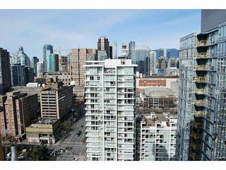 "Photo 2: 2805 111 W GEORGIA Street in Vancouver: Downtown VW Condo for sale in ""SPECTRUM 1"" (Vancouver West)  : MLS®# V1111393"