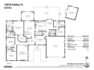 Photo 34: 14078 HALIFAX Place in Surrey: Sullivan Station House for sale : MLS®# R2607503