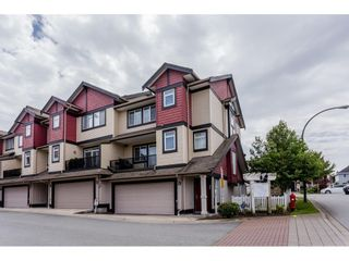 "Photo 1: 37 7168 179 Street in Surrey: Cloverdale BC Townhouse for sale in ""OVATION"" (Cloverdale)  : MLS®# R2081705"