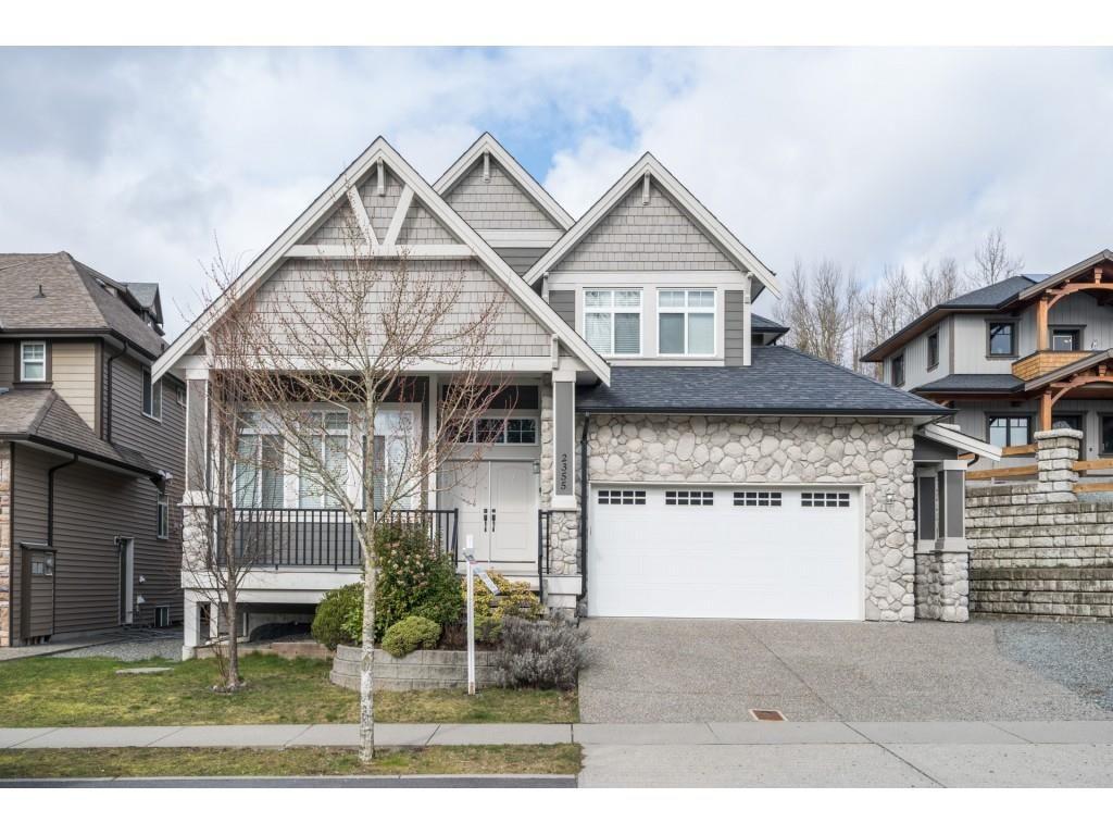 "Main Photo: 2355 MERLOT Boulevard in Abbotsford: Aberdeen House for sale in ""Pepin Brook"" : MLS®# R2549495"