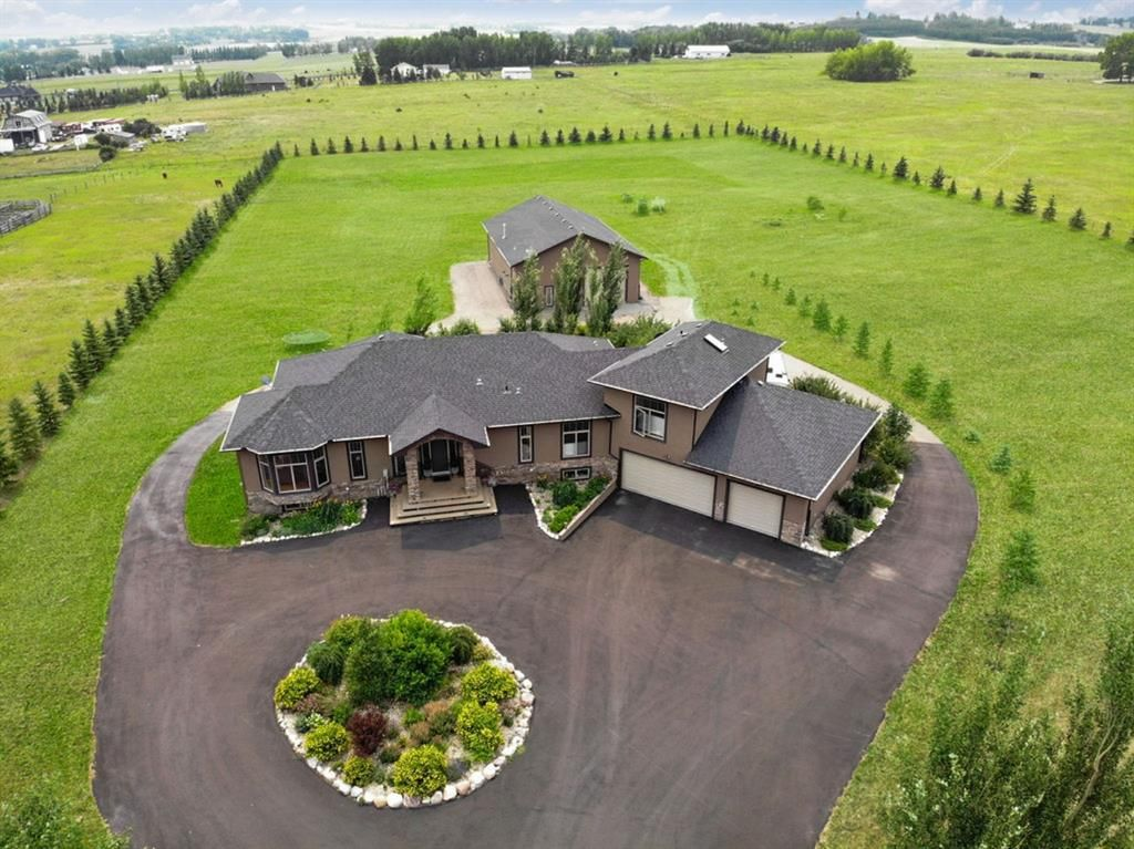 Main Photo: 16211 262 Avenue E: Rural Foothills County Detached for sale : MLS®# A1136978
