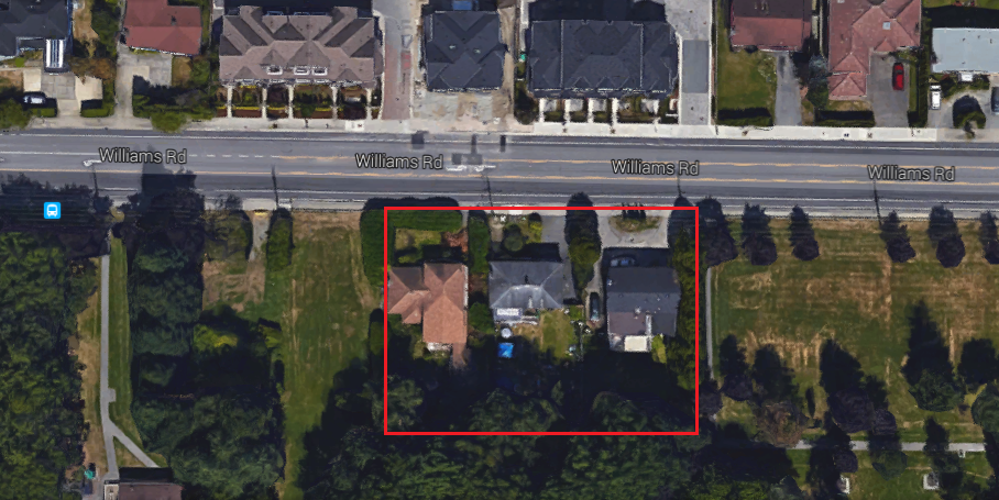 Main Photo: 9080 Williams Road in Richmond: Saunders Land for sale